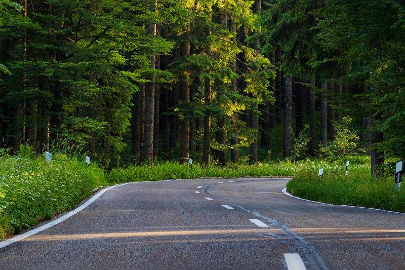 Road to Kandel