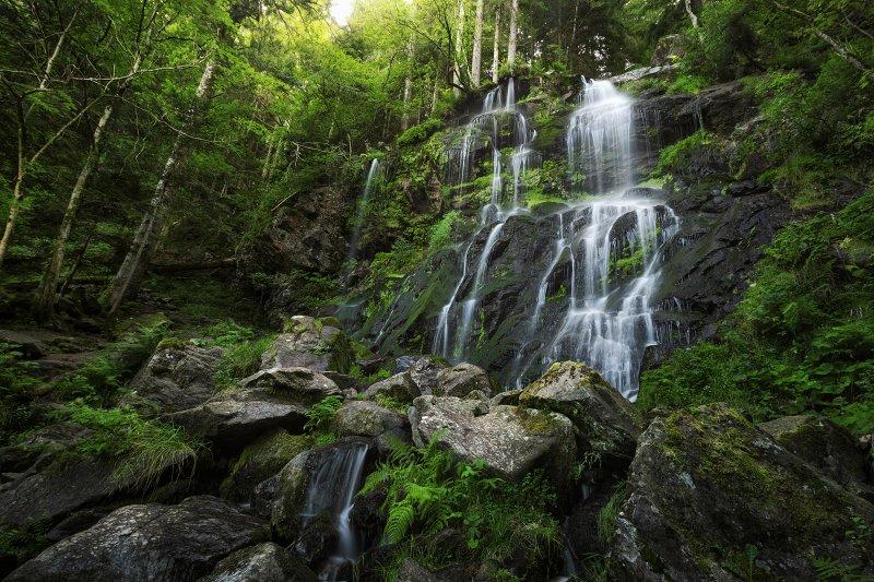 Zweribacher Wasserfall